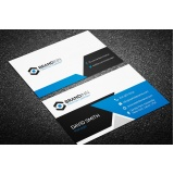 confecção de cartão de visitas orçamento Vila Mariana