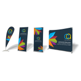 cotação com gráfica para criar banner promocional Vila Ré