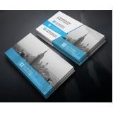 cotação de confecção de cartão de visitas Jardim América