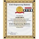 impressão de certificado para escola de curso Suzano