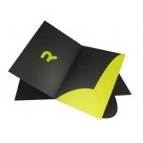 pasta personalizada com bolsa para documentos Cidade Ademar
